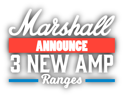 New Marshall NAMM 2018