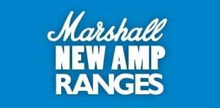 New Marshall Amps NAMM 2018