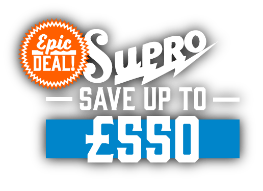 Supro Electric Guitars - Epic Deal