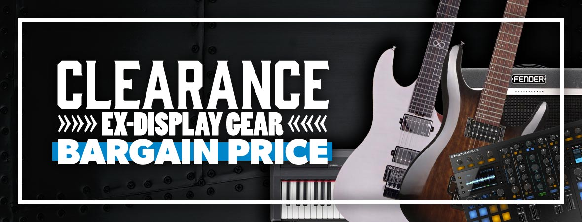Incredible clearance & b-stock bargains - when it's gone, it's gone...