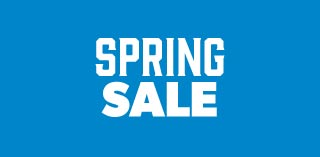 Huge savings in our Spring Clearance Sale!