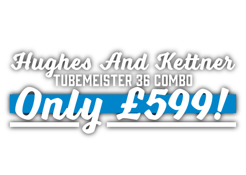 Hughes and Kettner Tubemeister 36 Combo Just £599