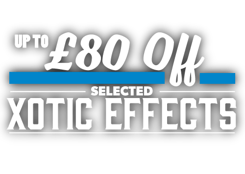 Xotic Effects Epic Deal!!