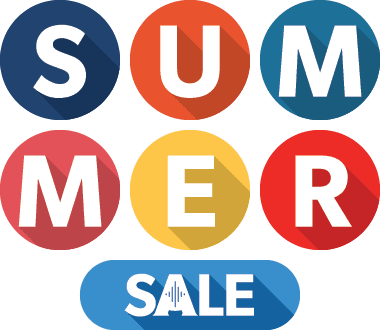 Our 2018 Summer Sale is now on!