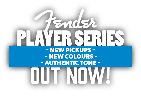 Fender Player Series Announced!