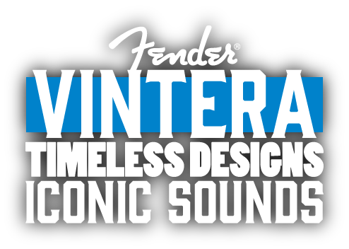 New Fender Vintera Series - Andertons Music Co.