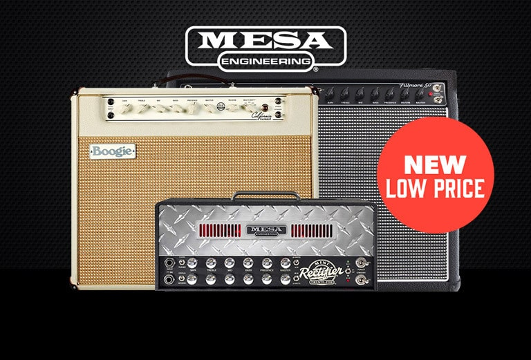 New Low Prices on All mesa Boogie Amps Default
