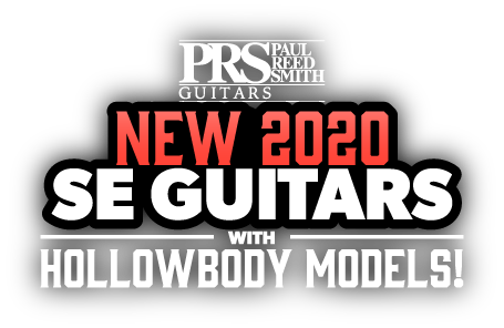 PRS 2020 SE Guitars at Andertons Music Co.