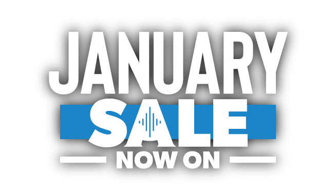 Andertons January Sale