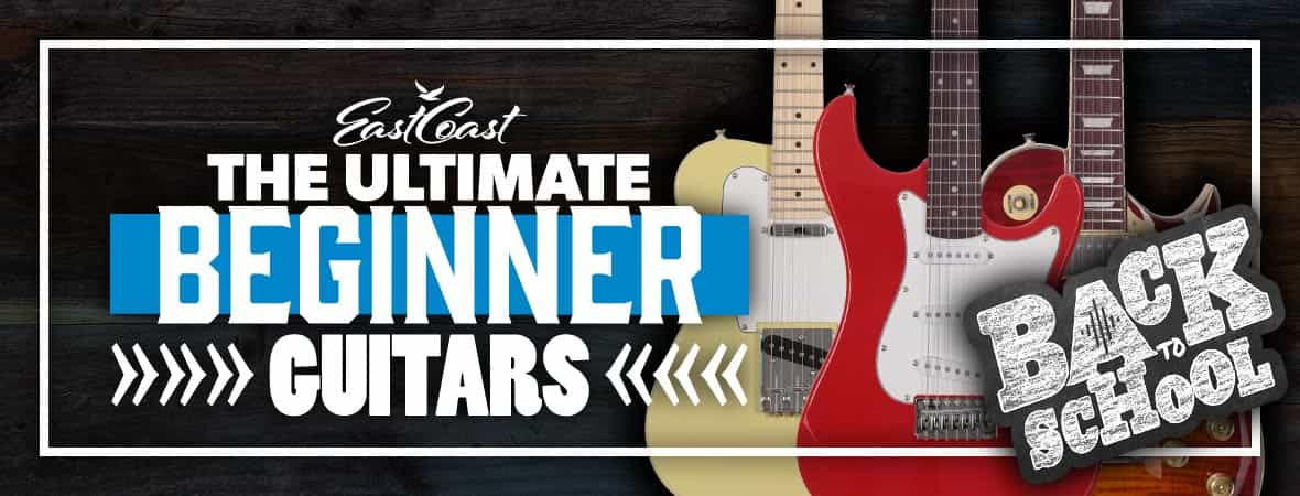 EastCoast Beginner Electric Guitars at Andertons Music Co.