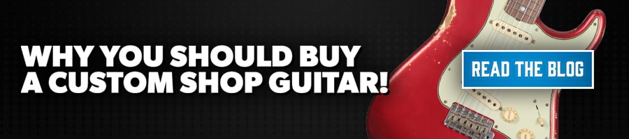 Custom Shop Guitar Blog PLP
