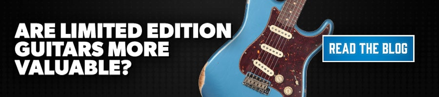 Limited Edition Guitars Blog PLP