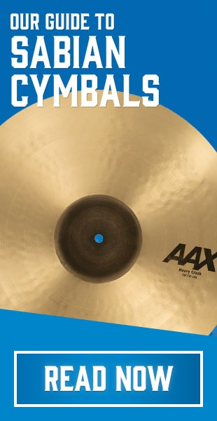 Guide to Sabian Cymbals! Skyscraper
