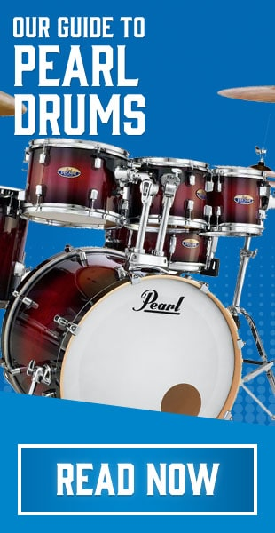 Pearl Drums Buyer's Guides Skyscraper