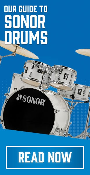 Sonor Drums Buyer's Guides Skyscraper