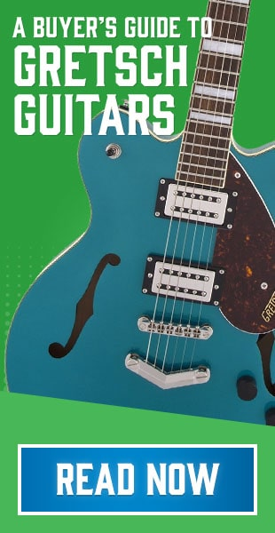 Gretsch Guitars Buyer's Guides Skyscraper
