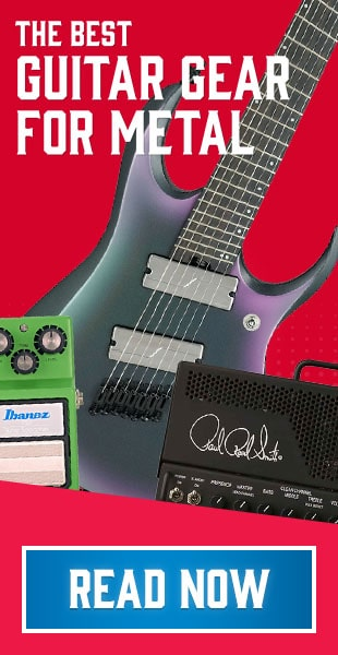 Best Guitar Gear for Metal Guide Skyscraper