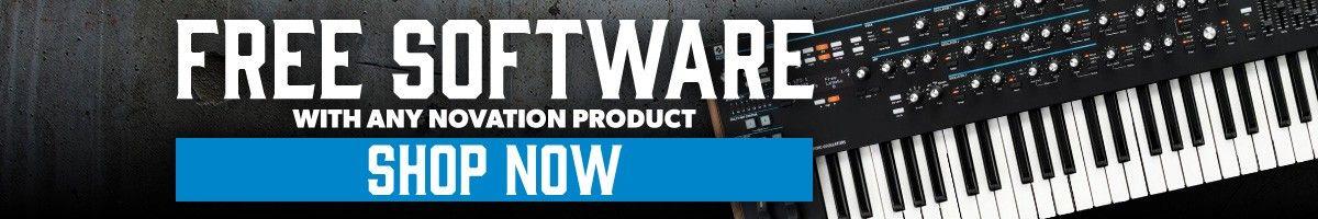 Novation Free Software
