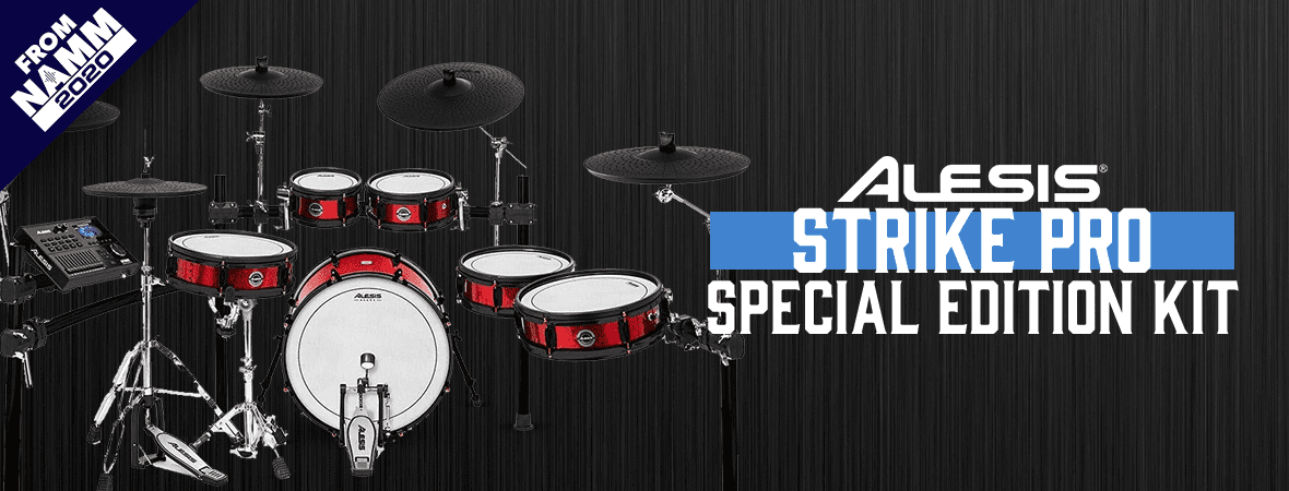 Alesis Strike Pro Special Edition at Andertons Music Co.