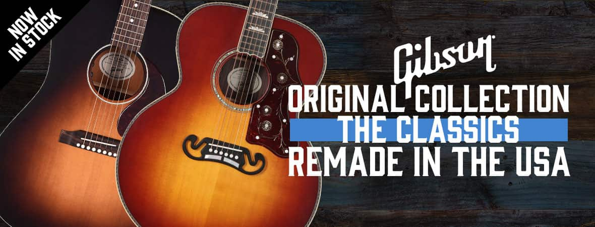 Gibson Acoustics Original Collection