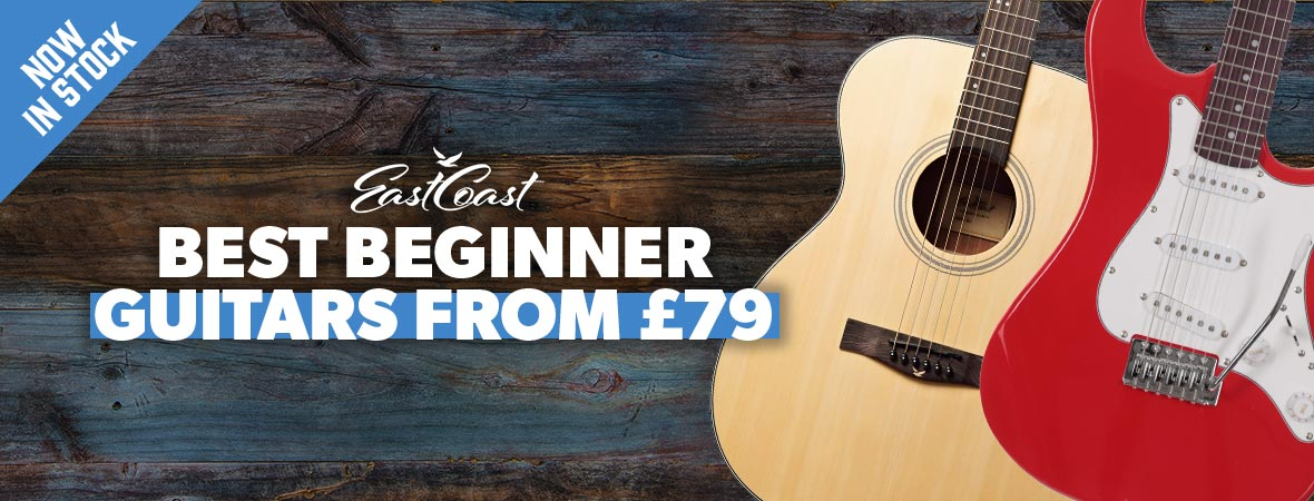 EastCoast Best Beginner Guitars