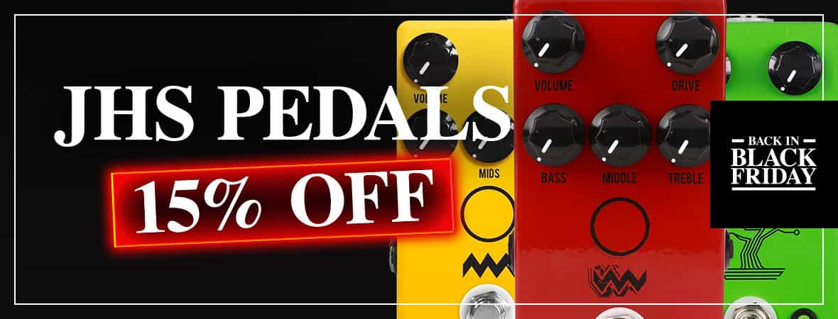 Black Friday Deal - JHS Pedals