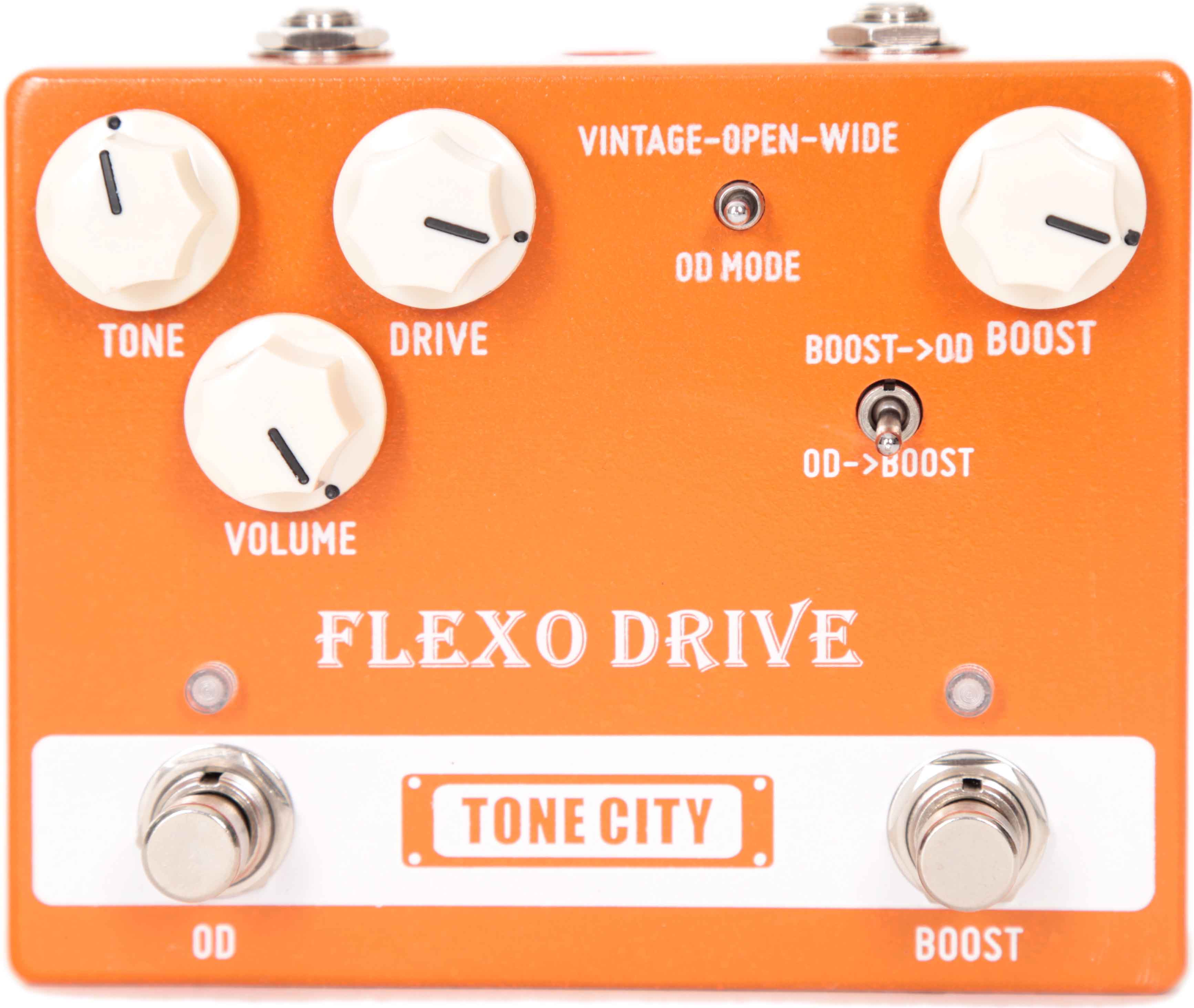 Tone City Flexo Drive Overdrive Pedal