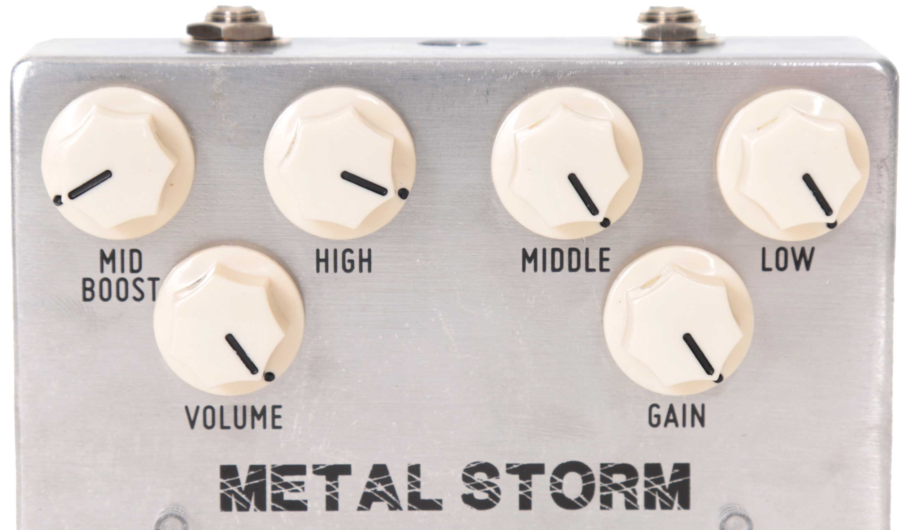 Tone City Metal Storm Distortion Pedal