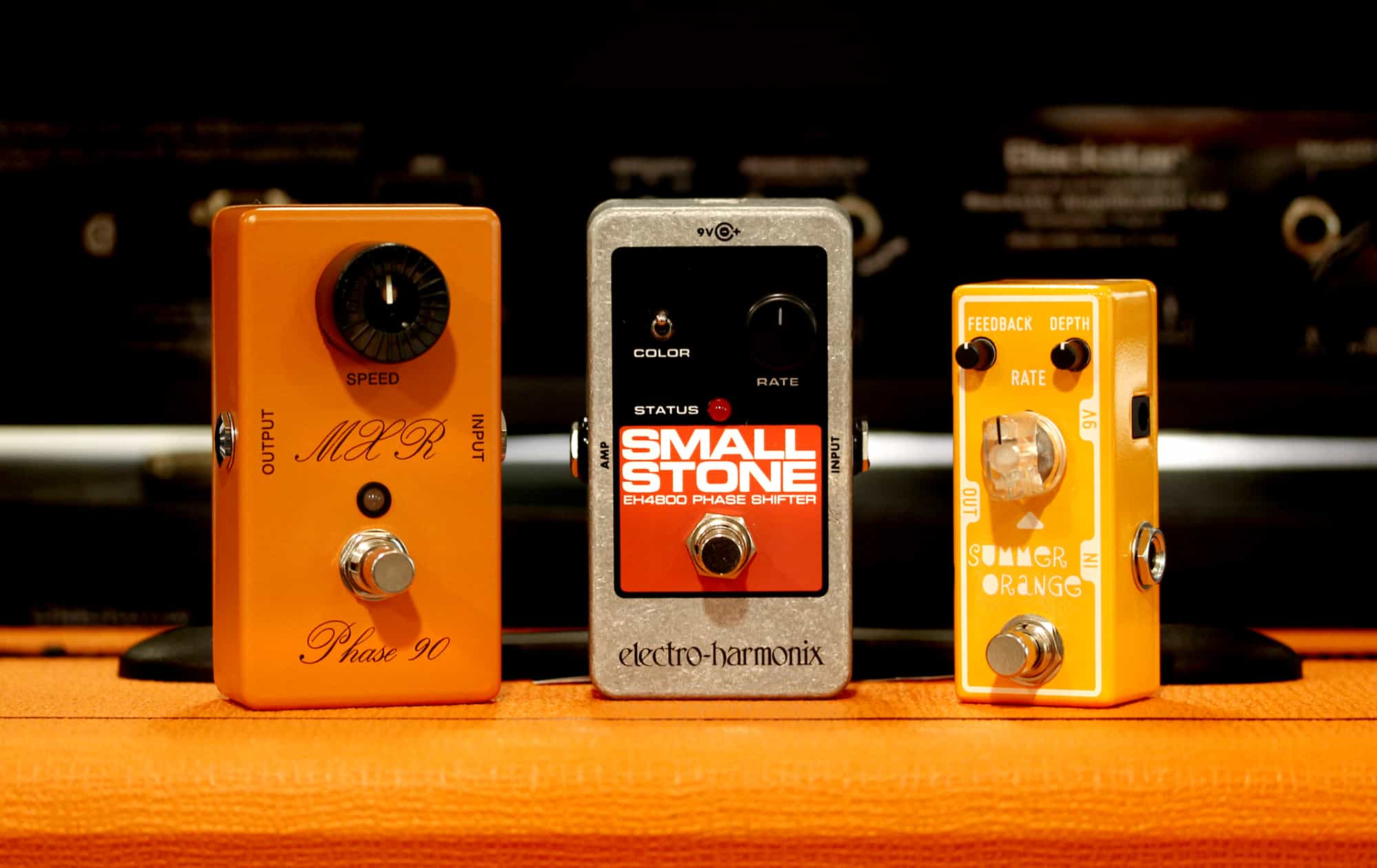 Guitar Phaser Pedals Your Ultimate Guide From Andertons Music Co Univibe Pedal Wiring Diagram