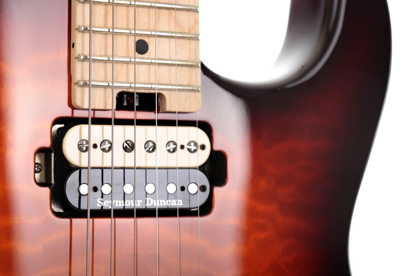 Guitar Pickups Your Ultimate Guide From Andertons Music Co Fernandes Wiring Diagram Seymour Duncan Humbucker