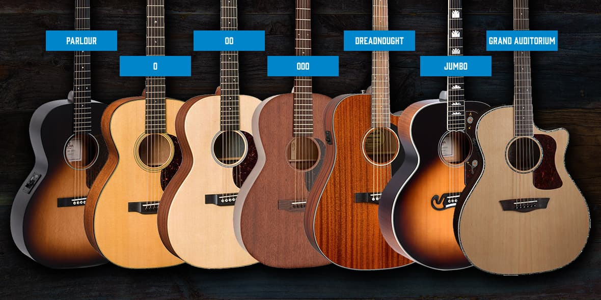 Acoustic Guitars - Your Ultimate Guide from Andertons Music Co