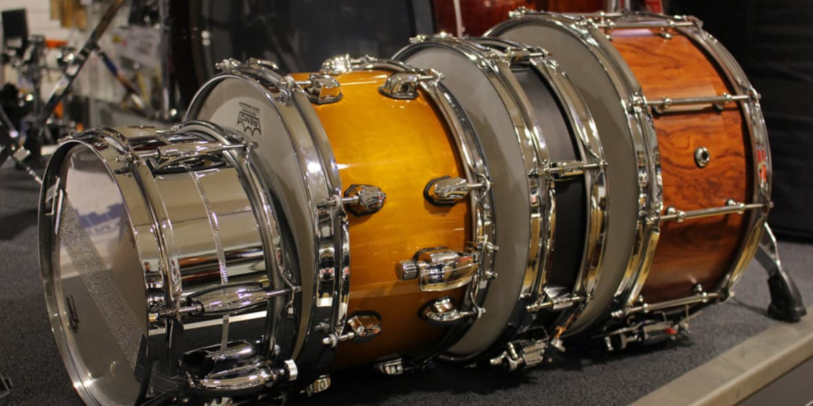 snare drum size guide andertons music co