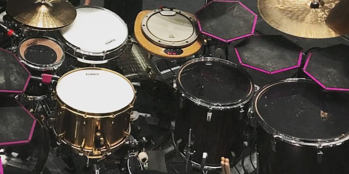 How To Create A Hybrid Drum Kit - Andertons Music Co