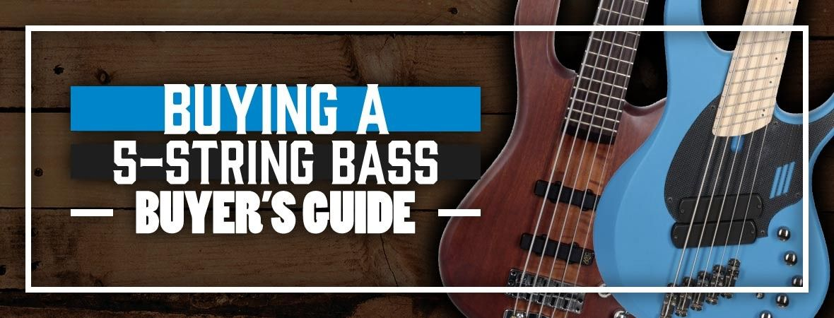 Pros and Cons of Buying a 5-String Bass
