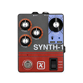 Guide To Guitar Synth Pedals