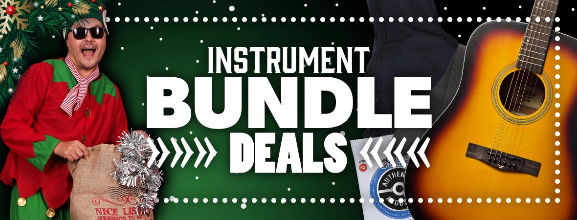 Christmas Beginner Instrument Bundles