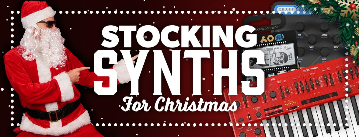 Best Synths for Christmas!