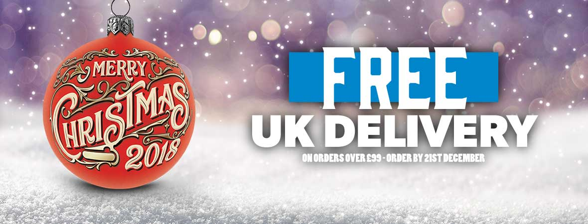 Free UK Delivery at Andertons Music Co.