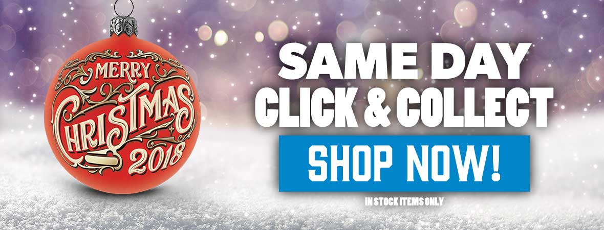 Same Day Click & Collect at Andertons Music Co.