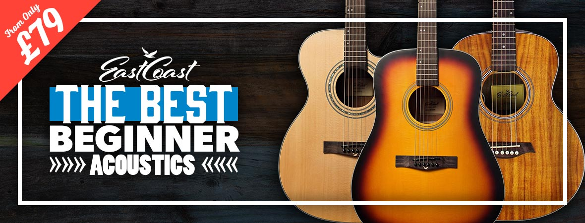 EastCoast Acoustic Guitars at Andertons Music Co.