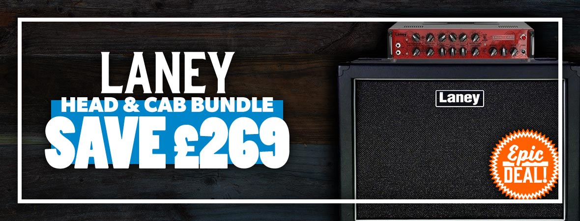 Laney Epic Deal at Andertons Music Co.