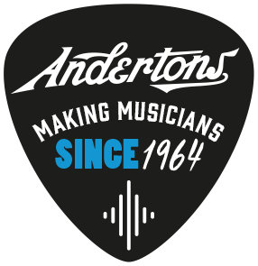 Andertons Music Co. Making Musicians Since 1964