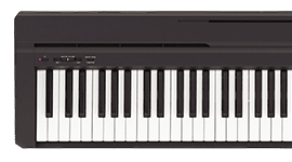 Home Keyboard Range at Andertons Music Co.