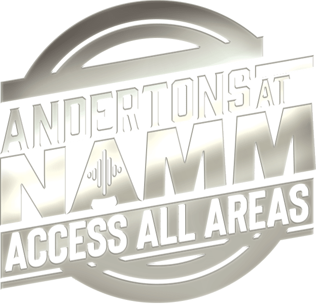 NAMM 2019 Andertons Music Co.