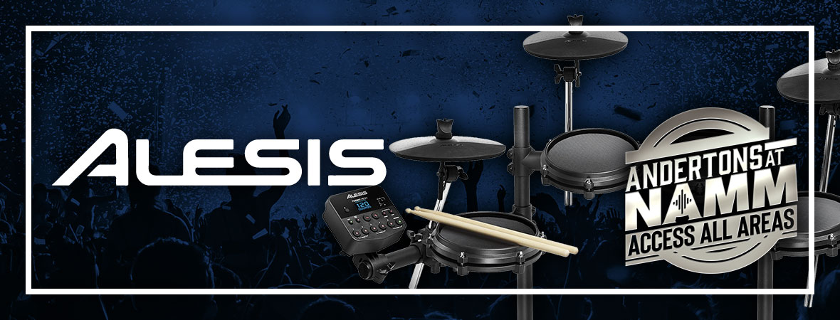 New Alesis Releases at NAMM 2019