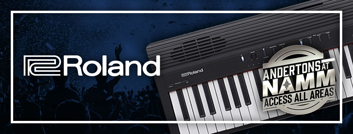 New Roland Releases at NAMM 2019