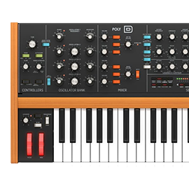 NAMM 2020 Keyboards & Synthesizers