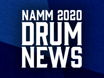 NAMM 2020 Drum News - Andertons Music Co.