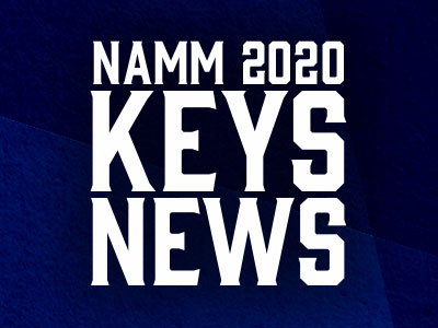 NAMM 2020 Keyboard, Piano & Synth News - Andertons Music Co.