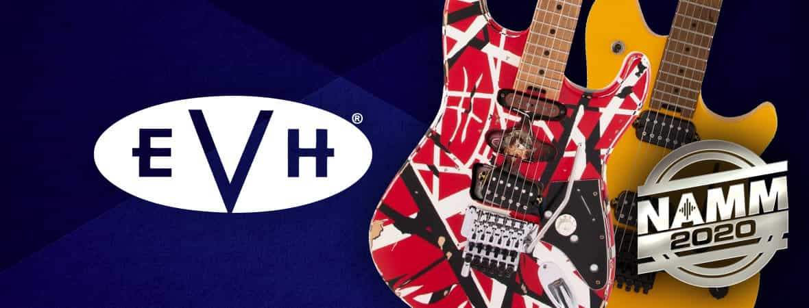 EVH Guitars - NAMM 2020